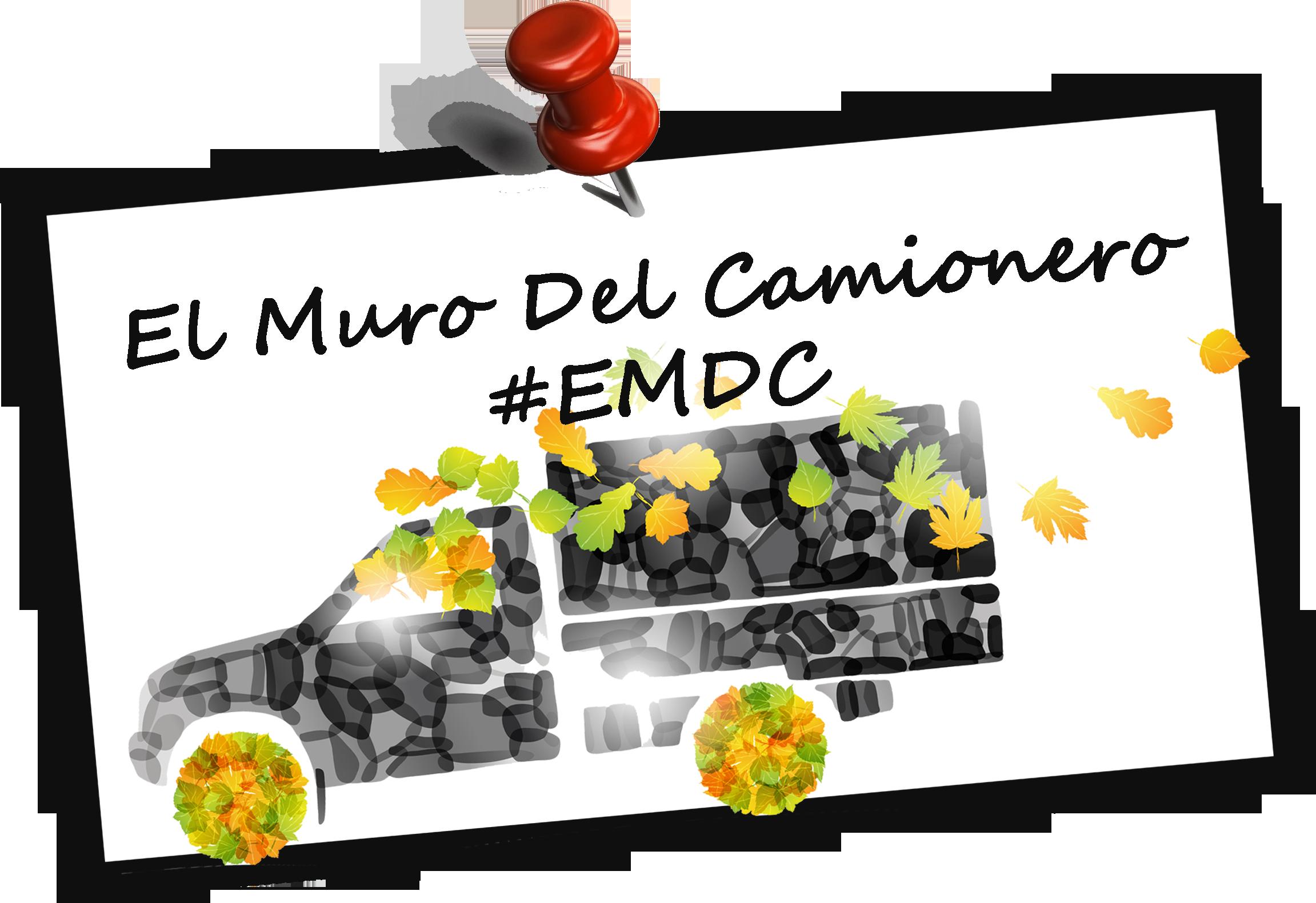 El Muro Del Camionero #EMDC
