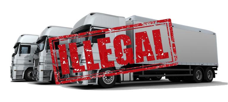 TJUE declara ilegal requisito de 3 camiones para acceder a sector transportes